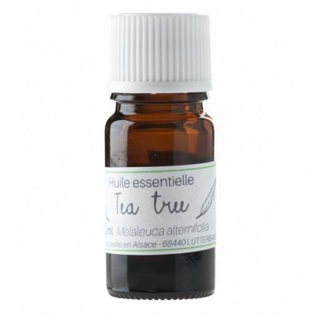 Huile essentielle bio de TEA TREE