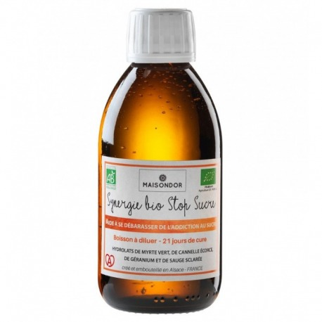 Synergie bio STOP SUCRE