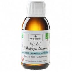 Hydrolat bio d'HELICHRYSE